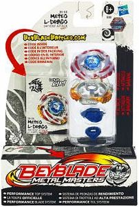 HIS #4   Beyblades Metal Masters Attack Battle Top #BB88 Meteo L-Drago Pre-Order ships November