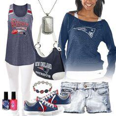 Women's New England Patriots Fashion