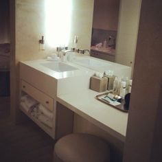 Guerlain Spa, New York City Picture: Relaxation Lounge - Check out Tripadvisor members' 28 candid photos and videos of Guerlain Spa New York City Pictures, Double Vanity, Candid, Trip Advisor, Spa, Relax, Lounge, Photo And Video, Videos
