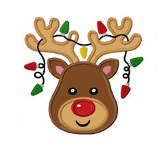 Hey, I found this really awesome Etsy listing at http://www.etsy.com/listing/171613743/christmas-reindeer-applique-machine