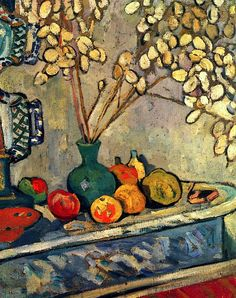Honesty and Fruit, Louis Valtat, circa 1904-1905