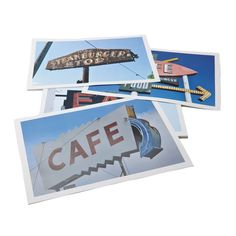 road trip placemats