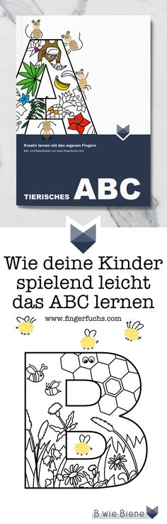 91 best ABC lernen images on Pinterest | Learning letters, Learning ...