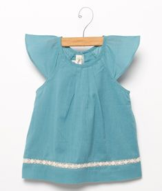 Nicoli- sweet little blue dress