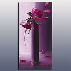 【今だけ☆送料無料】 アートパネル  静物画1枚で1セット 紫色 バイオレット お花 花瓶 プレゼント 【納期】お取り寄せ2~3週間前後で発送予定