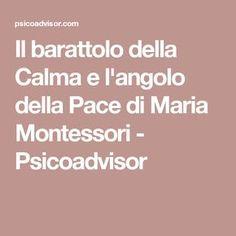 Maria Montessori, Reggio Children, Family Planner, Baby Games, Education, Stella, Pregnancy, Relax, Calm