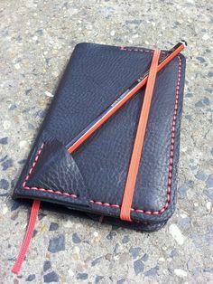 moleskin holder, #31trum, http://31trum.tumblr.com/, #leather