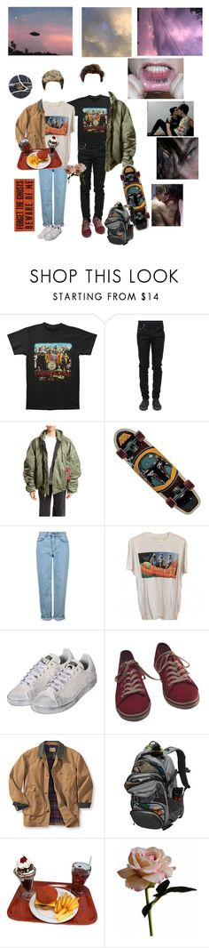 """What if I jump first?"" by short-skirt-long-jacket ❤ liked on Polyvore featuring County Of Milan, Vetements, Topshop, Prada, adidas, Vans, Patagonia, Abigail Ahern and Primitives By Kathy"
