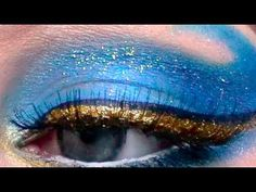 ▶ MAKEUP TUTORIAL: DISNEY CHARACTER INSPIRED: GENIE - YouTube