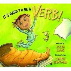 It's Hard to Be a Verb...for kids who can't sit still