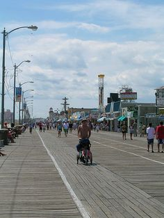 Ocean City, New Jersey | The Jersey Shore; miss it alot