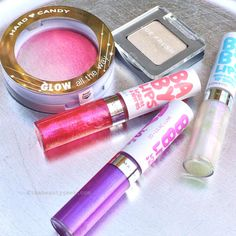 Makeup for a 10-year-old: it doesn't take much.