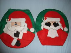 Ring Christmas Bells, Christmas In July, White Christmas, Christmas Crafts, Christmas Decorations, Christmas Ornaments, Holiday Decor, Christmas Bathroom Sets, Felt Crafts