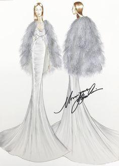 50 Sfumature di Nero Film: il vestito di Anastasia per il Ballo in maschera | 50 Sfumature Italia