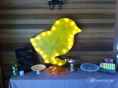 rehearsal dinner-dessert bar i Whidbey Party Girls! Events
