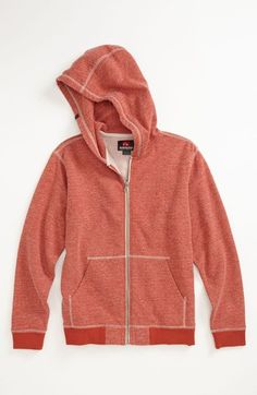 Quiksilver 'Hartley' Hoodie (Big Boys) (Online Only) available at #Nordstrom