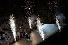 Cerimônia de abertura Jogos Paralímpicos Rio 2016