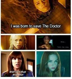 Doctor Who - Ok I do love Clara, but this is pretty funny