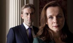 """"""" The Politician's Husband""""  starring David Tennant and Emily Watson.  Lots of twists and turns - excellent!  On Netflix."""