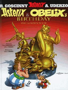 Asterix and Obelix's Birthday – The Golden Book