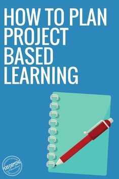 Learn how to plan project based learning quickly and efficiently with this blog post! If you want to learn how to plan PBL, or simplify the process, this is the post for you!