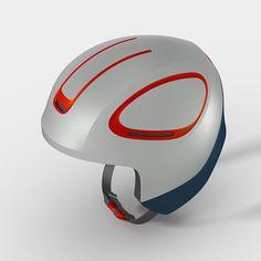 Snowboard Helmet Concept 01 on Behance