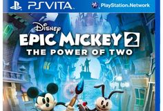 Epic Mickey 2 is coming to PS Vita.. what other PS Vita games would you like to see in 2013?