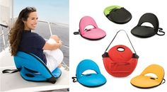 This would be perfect fit the beach of the boat below the sun pad. Sailboat Living, Living On A Boat, Boating Tips, Boating Fun, Boat Organization, Folding Boat, Sailboat Interior, Sailing Gear, Boat Seats