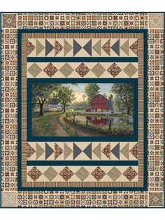 For sewing quilt panels vintage collage quilting patchwork fabric panel for quilting Fabric panels patchwork fabric panel 274