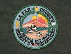 La Paz County Sheriff The La Paz County Sheriff's Department also supports many volunteer groups; including Search and Rescue on land, water and in the air, Sheriff's Reserve Program, Citizen's Patrol Program, and Volunteers in Protection.
