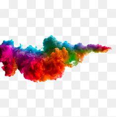 Cor de fumaça, Color, A Fumaça, Colorido PNG E PSD