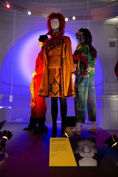 """Find Your Brand: Wonder London Fashion in 1980s ? Here We Go : """"Club to Catwalk"""" Exhibition"""