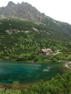 Zelené pleso, Slovensko Thing 1, Bratislava, River, Mountains, Trip, Instagram, Nature, Pictures, Outdoor