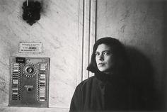 Duane Michals Susan Sontag, 1959Gelatin silver print