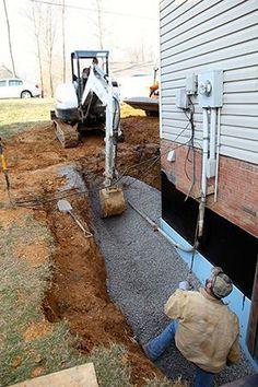 Best Of Water Seeps Through Basement Wall