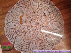 Magnifico circular | Mi Rincon de Crochet # two