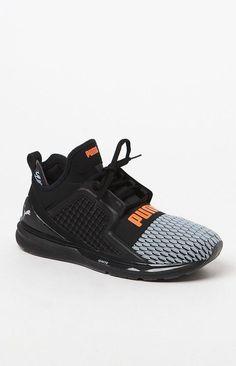 d4da3dab2526 Puma IGNITE Limitless Hi-Tech Colorblock Shoes