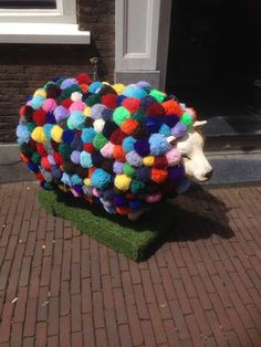 knitting shop sheep