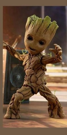 Most Cutest Baby Groot Famous And Popular New Wallpaper Collection. Groot Wallpaper From Guardian's Of Galaxy. Imagenes Wallpapers Hd, Cute Wallpapers, Cartoon Cartoon, Galaxy Wallpaper, Disney Wallpaper, New Wallpaper, Marvel Art, Marvel Heroes, Baby Groot Drawing