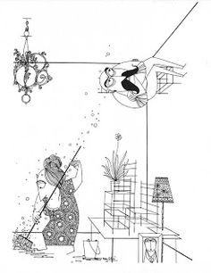 ECC Cartoonbooks Club: Ray Gilles - a peculiar cartoon style