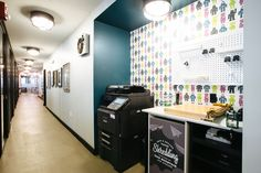 WeWork South Station Printing