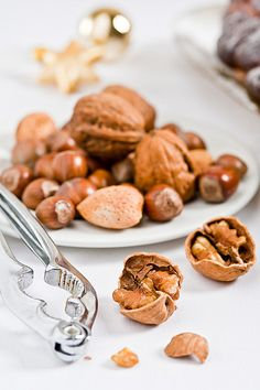 mixed nuts, when I was a little girl (and when I was a big girl) my Father would always crack the shell on the nuts for me, and always got them out whole, lovely, but that is what Dads do, thank you Dad M
