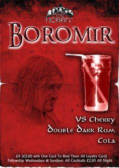 Boromir Cocktail