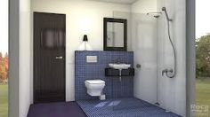 baños en gresite azul - Buscar con Google
