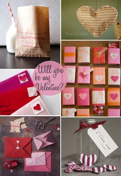 Live Beauty Full - Home - DIY Valentine's Day Crafts