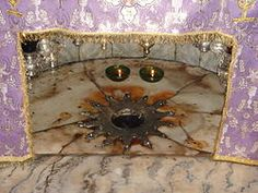 One day, I will fall to my knees in this spot and worship my maker. (Church of the Nativity in Bethlehem)