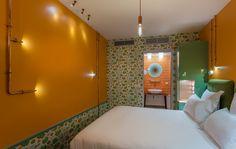 Hôtel Exquis - Chambre insolite