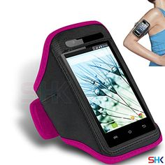 Lava Iris 250 Hot Pink Adjustable Armband Sport Gym Bike Cycle Running Jogging Sports Case Cover Holder Pouch http://www.smartphonebug.com/accessories/15-cool-lava-iris-250-cases-and-covers/