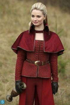 Anastasia the Red Queen