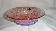 Lenox Carnival Imperial Pink Crystal Grape Design Fruit Bowl with Original Tag   eBay